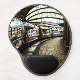 Train Station Gel Mouse Pad