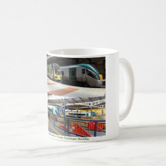 Train Station image for Classic Mug