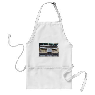 Train Station in Durango, Colorado Adult Apron