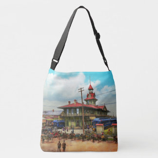 Train Station - Louisville and Nashville Railroad Crossbody Bag