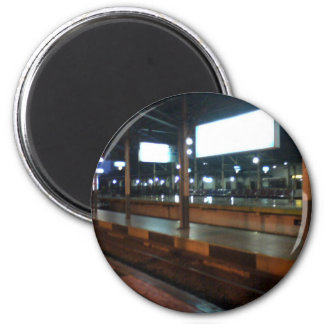 train station magnet
