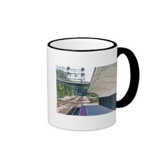 Train Station Mugs