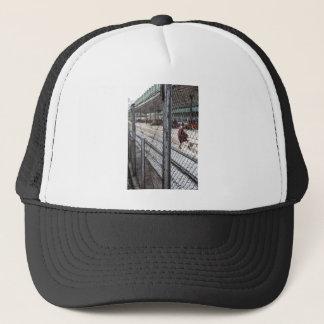 Train station Myanmar Trucker Hat