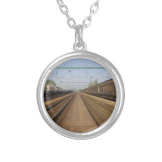 Train Station Necklace