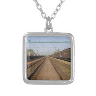 Train Station Custom Jewelry