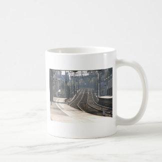 Train station on the Miura Peninsula in Japan Coffee Mug