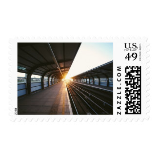 Train Station Postage