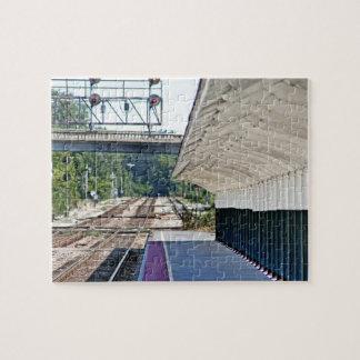 Train Station Puzzle
