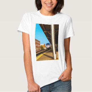 Train Station T-shirt