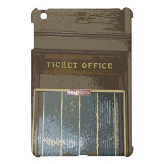 Train Station Ticket Window iPad Mini Cases