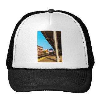 Train Station Trucker Hat