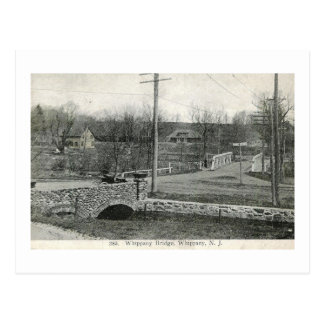 Train Station, Whippany, NJ Vintage Postcard