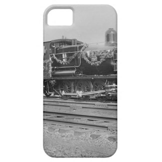train steam locomotive engine old railway railroad iPhone 5 cover