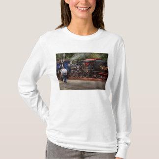 Train - Steam - The conductors job T-Shirt