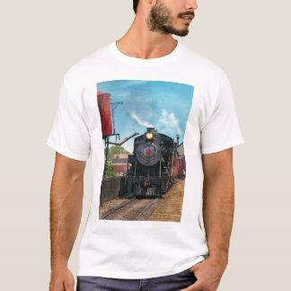Train - Strasburg Number 9 T-Shirt