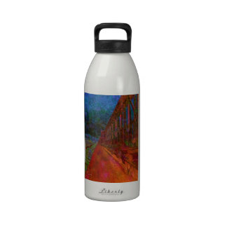 Train Study One Water Bottle