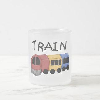 TRAIN T-shirts and Gifts Mugs