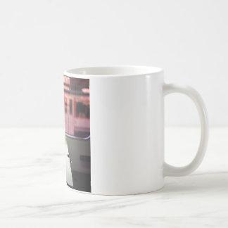 Train table and station Hasselblad medium format 1 Classic White Coffee Mug