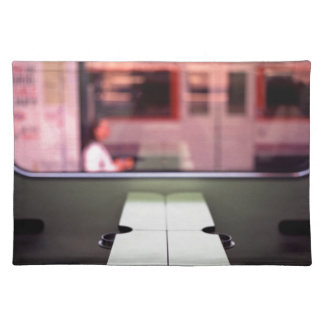 Train table and station Hasselblad medium format 1