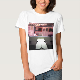 Train table and station Hasselblad medium format 1 T Shirt