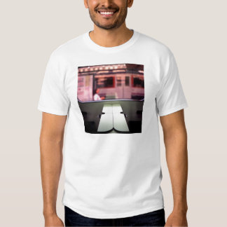 Train table and station Hasselblad medium format 1 Tee Shirt