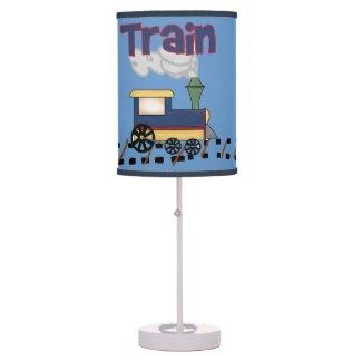 Train Table Lamp
