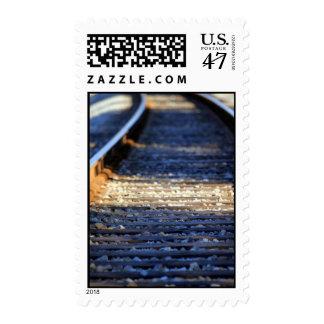 Train Tacks Postage