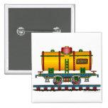 Train Tank Car Railroad Pins