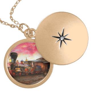 Train - The JH Devereux 1862 Locket Necklace