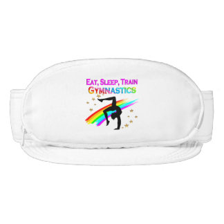 TRAIN TO BE A GYMNASTICS CHAMPION VISOR