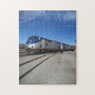 Train to California Jigsaw Puzzle
