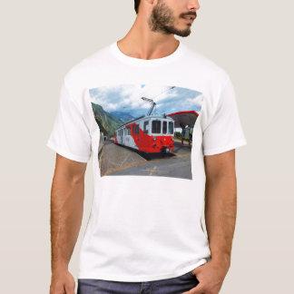 Train to Chamonix T-Shirt