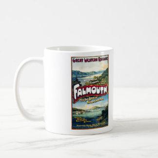 train to falmouth coffee mug