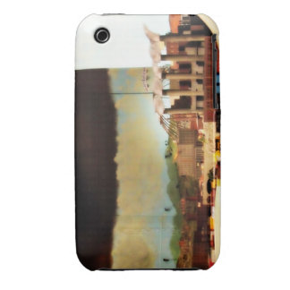 Train Town iPhone 3 Case-Mate Cases