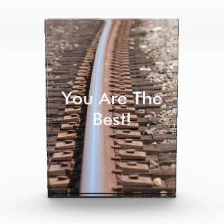 Train Track Award