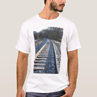 Train track north T-Shirt
