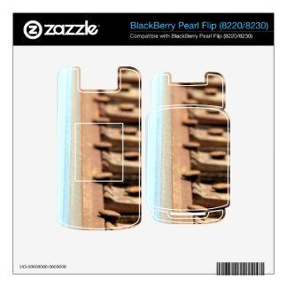 Train Track Skins For BlackBerry