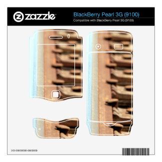 Train Track BlackBerry Decals
