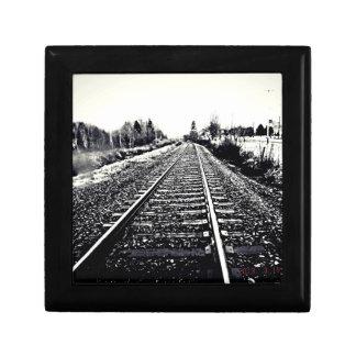 Train Tracks Gift Box