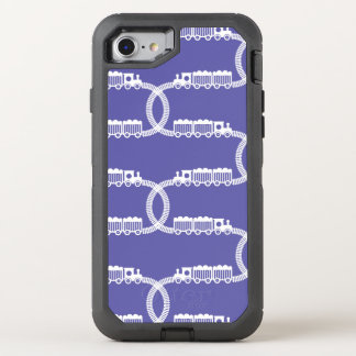 Train Tracks OtterBox Defender iPhone 7 Case