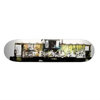 Train Traveled Skate Boards