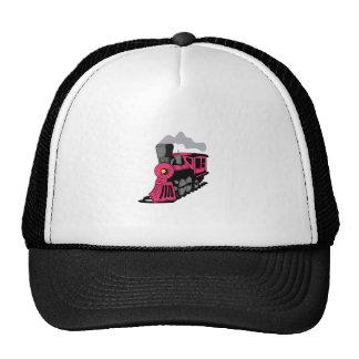 Train Trucker Hat