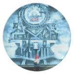Train Tunnel Gnome Plate