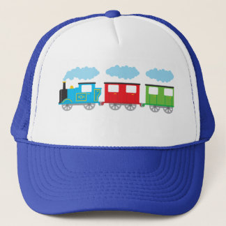 Train & Two Carriages Trucker Hat