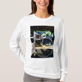 Train Wheel Closeup T-Shirt