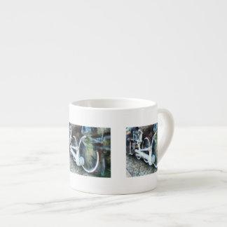 Train Wheels Espresso Cup