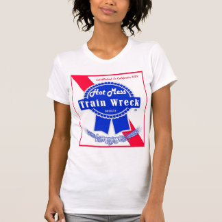 Train-Wreck Society T-Shirt