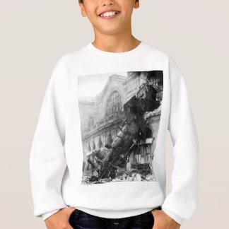 train wreck sweatshirt