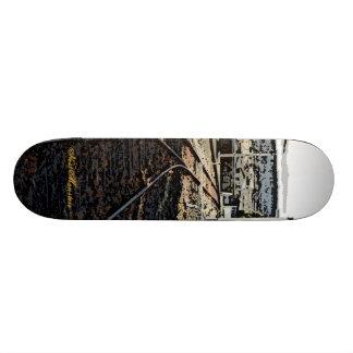 Train-yard Skateboard Deck