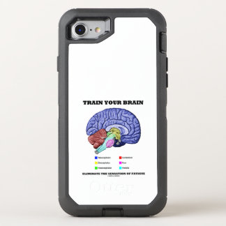 Train Your Brain Eliminate Sensation Of Fatigue OtterBox Defender iPhone 7 Case